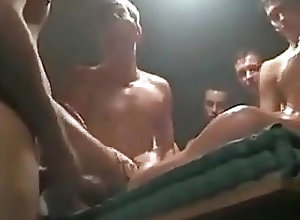 Gay Porn (Gay);Twink (Gay);Bareback (Gay);Big Cock (Gay);Gangbang (Gay) Czech Raw...
