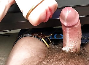 Amateur (Gay);Hunk (Gay);Masturbation (Gay);Muscle (Gay);Sex Toy (Gay);HD Videos Fleshlight fun