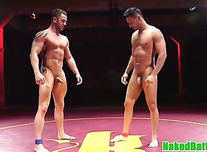 blowjob,muscle,domination,gay,muscle,rough,athletic,wrestling Tattooed hunk...