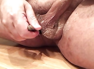 Men (Gay);HD Gays Shaving little dick