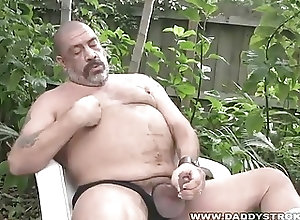 Gay Porn (Gay);Fat Gays (Gay);Daddy Strokes (Gay);Outside Joe Jerks His Fat...