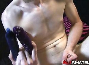 amateur,big cock,dildo,emo,gay,hd,masturbation,skinny,solo,720p,alt,highdefinition,amateur,gay Kinky punk jock...