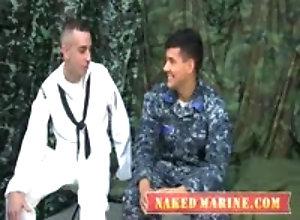 sucking, uncut, jacking, cumming, nakedmarine, military, stroking, uniforms, blowing, navy,Blowjob Sailor's...