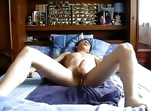 Gay Porn (Gay);Twinks (Gay);Masturbation (Gay);Sex Toys (Gay) Boy with aneros...