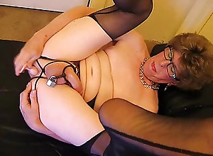 Amateur (Gay);Crossdressers (Gay);Masturbation (Gay);Sex Toys (Gay) JOANNE SLAM - ALL...