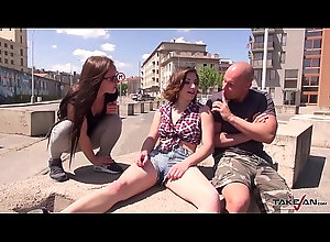 cumshot,teen,hardcore,babe,outdoor,fake,blowjob,amateur,young,deepthroat,czech,public,oral,outdoors,taxi,18yo,glamour,camcorder,sex-in-car,fake-taxi,gay_teen Rainbow babe is...
