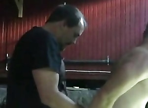Men (Gay);Bareback (Gay);Big Cocks (Gay);Old+Young (Gay) son barebacking...