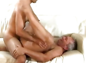 Old+Young (Gay);Anal (Gay) Grandpa fucked By...