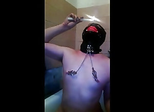 Amateur (Gay);BDSM (Gay);Fisting (Gay);Sex Toys (Gay);Small Cocks (Gay) Wax and dildo