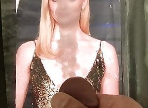 Cum Tribute (Gay);HD Videos;60 FPS (Gay) Sophie Turner Cum...