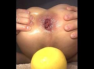 anal,ass,toys,fisting,gay-anal,anal Big lemon anal - #8