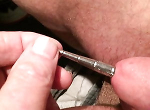 Amateur (Gay);Masturbation (Gay);Sex Toy (Gay);Small Cock (Gay);HD Videos Sounding rod and...