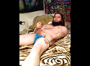 piss;sexy;butt-plug;ass;blue;cumshot;cum;drinking-piss;hot;long-hair;bikini;hot-solo-male;beard;fingering;bedtime;awkward,Solo Male;Gay Drinking my piss...