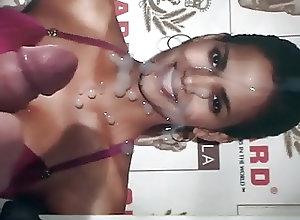 Cum Tributes (Gay);HD Gays Cum on Halle Berry 4