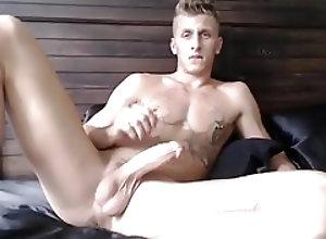 Webcams;Handjobs;Hunk (Gay);Big Cock;American Muscle hunk