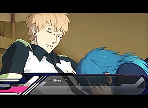 anime,gay,yaoi,aoba,visualnovel,dramatical-murder,dmmd,noiz,gay DRAMAtical Murder...