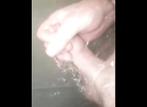 masterbation;wanking;cumshot-compilation;solo-male;shower;shower-sex;real-couples,Solo Male;Gay Shower wank