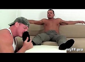 hardcore,blowjob,fetish,gay,footjob,gay Sporty homo...
