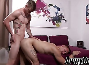 Gay Porn (Gay);Bareback (Gay);Big Cocks (Gay);Blowjobs (Gay);Military (Gay);Army Duty (Gay);HD Gays Ryan Jordan and...