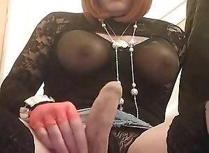 Man (Gay);HD Videos Debbie wank and cum