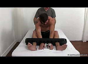 tattoo,fetish,socks,bondage,gay,feet,hunk,toes,soles,tickling,torment,foot-fetish,bare-feet,myfriendsfeet,tickling-fetish,kc-marshall,gay Good looking hunk...