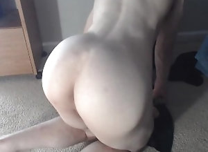 ass;big-toys;dildos;huge-dildo;toys,Twink;Fetish;Solo Male;Gay plucking buttplug...