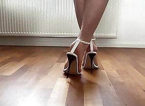 Amateur (Gay);Crossdresser (Gay);Hot Gay (Gay);Gay Feet (Gay);German (Gay);HD Videos White high heels...