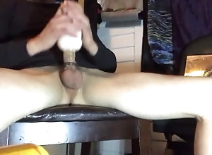 jerk-off;pocket-pussy;birthday-jerk,Solo Male;Gay Bday jerk