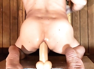 bdsm-anal;bdsm;anal-toy;anal-toys;toys;ass-fucking;fuck-ass;gaping-asshole;anal-gape;ass-gape;big-dildo;gape;young-gay;epilated-anus;big-cock,Twink;Solo Male;Big Dick;Gay;Amateur;Uncut;Verified Amateurs BDSM at white sauna