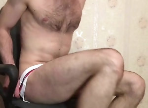 guy;jerking-off;underpants;balls;spit;orgasm;dick;enjoy;fuck;sexy;straight;hairy;chest;body;slim;perfect,Solo Male;Gay;Hunks;Straight Guys;Amateur;Handjob;Uncut;Cumshot;Feet Снял...