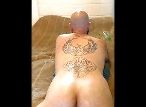 tattooed;pillowfuck;pillowhumping;euro-guy;bald-strait-man;bearded-guy;ass-from-behind;sexy;hot;cumming;addy;bear;european,Euro;Daddy;Solo Male;Gay;Amateur;Uncut;Cumshot;Chubby;Tattooed Men pillowhumping...