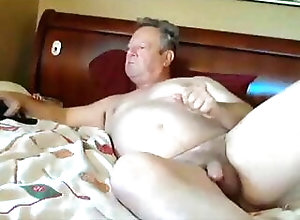 Amateur (Gay);Daddy (Gay);Fat (Gay);Handjob (Gay);Hunk (Gay);Massage (Gay);Masturbation (Gay);Webcam (Gay);Gay Grandpa (Gay);Gay Webcam (Gay);Gay Cam (Gay) grandpa stroke on...