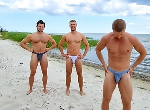 thong;thongs;trying-on-thongs;underwear;sexy-underwear;briefs;hot-men;sexy-men;sexy-guy;sexy;hot;men;beach;flexing;straight-men;straight-muscle-guys,Euro;Muscle;Big Dick;Gay;Hunks;Straight Guys;Amateur;Uncut;Verified Amateurs Men's THONG...