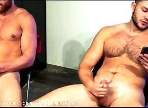 big-dick;jerking-off;jacking-off;sexy-guys;gay;muscles;hairy;sexy-stud;ass;muscle-ass;hot-body;gays;thresome,Euro;Muscle;Big Dick;Group;Gay;Hunks;Straight Guys;Handjob;Uncut Three sexy studs...