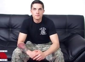 gaysex, solo, cocksucking, gay-military, nakedmarine, stroking,Military / Uniform Tatted Soldier...