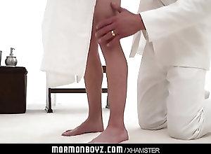 Twink (Gay);Bareback (Gay);Blowjob (Gay);Daddy (Gay);Anal (Gay);Latin Leche (Gay);HD Videos MormonBoyz - Shy...