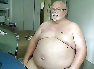 Amateur (Gay);Daddies (Gay);Masturbation (Gay);HD Gays;Play grandpa play on...