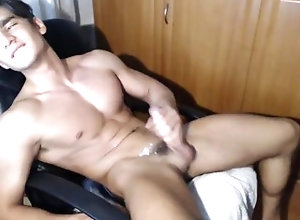 webcam;cumshot;masturbate,Solo Male;Gay Handsome Boy