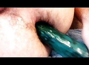 dildo,pussy,cucumber,gay,pepino,consolador,cancun,gay Puto se mete un...