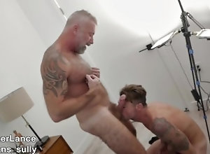bareback;pits;interracial;daddy;power-top;ass-to-mouth;anal;cum-shot;power-bottom;raw-fuck;rimming;boy;fingering;pounding;lance-charger,Bareback;Daddy;Muscle;Blowjob;Gay;Hunks;Handjob;Jock;Tattooed Men Lance & Sully...