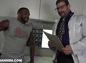 big-cock;medical;medical-fetish;gay-doctor;doctor;gay-medical;gay;gay-fetish;colby-jansen;anal;gay-anal;tattoo;bear,Bareback;Muscle;Blowjob;Big Dick;Pornstar;Gay;Bear;Creampie;Jock;Chubby,Colby Jansen Micah's...