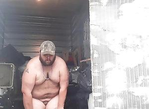 Bear (Gay);Fat (Gay);Masturbation (Gay);Outdoor (Gay);HD Videos;Gay Public (Gay);Gay Outdoor (Gay);Gay Torture (Gay);American (Gay) Me spanking it in...