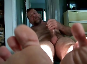 hairy;beard;ginger;daddy;daddy-roleplay;hairyartist;big-cock,Daddy;Solo Male;Big Dick;Gay;Mature;POV;Feet;Verified Amateurs sharing my bulge,...