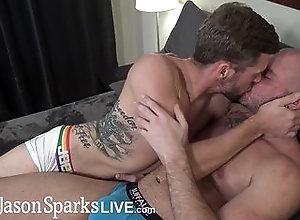 bareback,hd,720p,highdefinition,big cock,bareback,muscle,gay JasonSparksLive -...