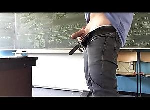 cumshot,cum,cock,school,solo,jerking,public,jerk,gay,gay-masturbation,gay Maths teacher...