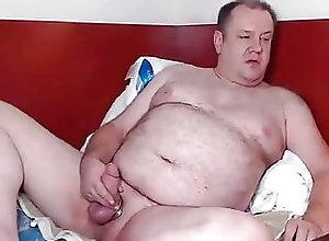 Bear (Gay);Big Cock (Gay);Daddy (Gay);Masturbation (Gay);Gay Bear (Gay);HD Videos Bear Jacking