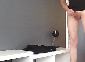 Twink (Gay);Amateur (Gay);Big Cock (Gay);Handjob (Gay);Masturbation (Gay);Voyeur (Gay);Skinny (Gay) Big cum load...